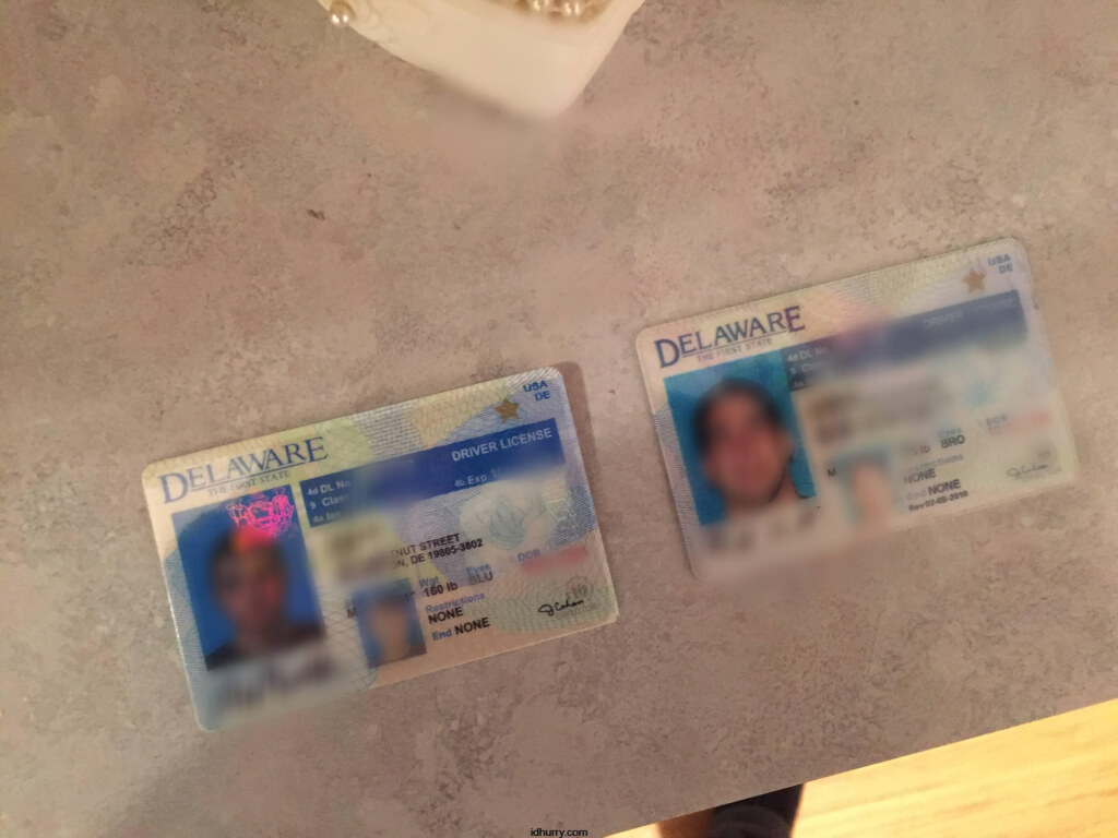 Where to buy Delaware Fake ID