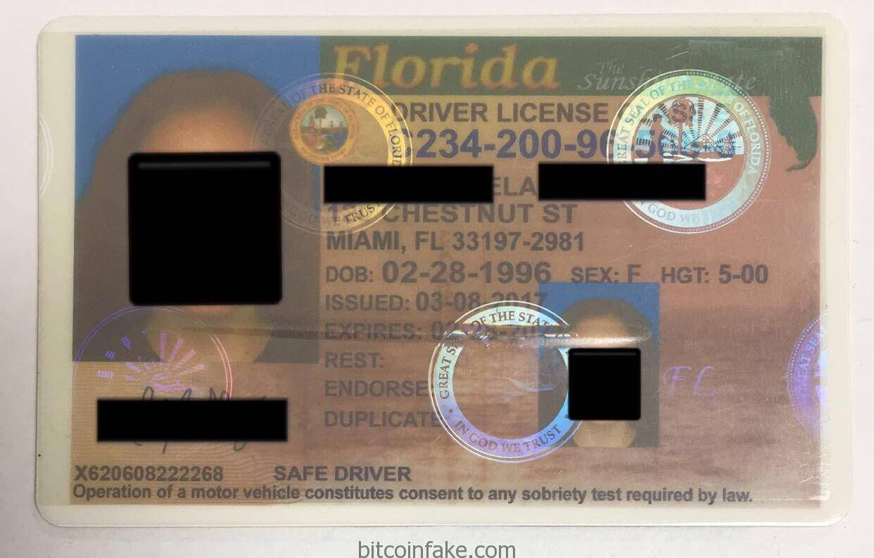 Where to buy Florida Fake Id
