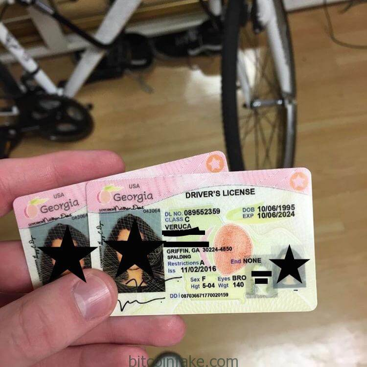 Where to buy Georgia Fake Id